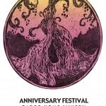 2003 Anniversary Poster